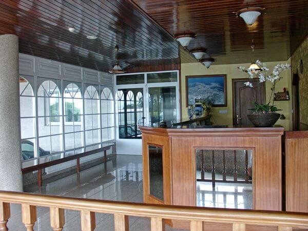 HOTEL AS RODAS - HOTEL A CORUÑA - SERVICIO DE RECEPCION